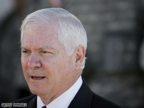 Current Defense Secretary Robert Gates is likely to stay at the post, a source tells CNN.
