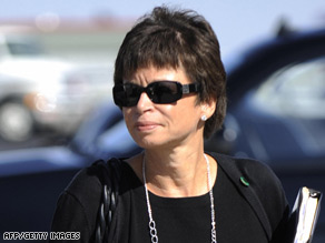 Valerie Jarrett is one of Barack Obama's closest advisers.