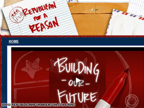 The RNC has launched a new Web site that allows users to share their reasons for backing the party and to share their ideas for regrouping in the wake of Democratic successes in last week&#039;s election.