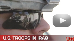 CNN's Arwa Damon reports from Baghdad about the troops in Iraq on Veterans Day.