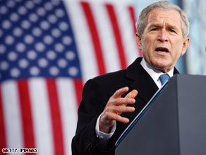 Congressional Democrats will move forward with investigations of the Bush administration in January.