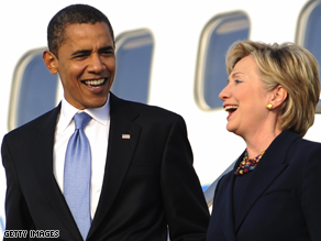 Sources have told CNN Obama has asked Clinton if she is interested in the Secretary of State post.