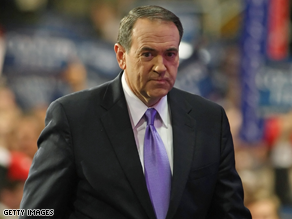 Huckabee&#039;s campaign faltered in South Carolina last January.