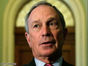 Michael Bloomberg's approval ratings have dropped since trying to change the city's mayoral term limits.
