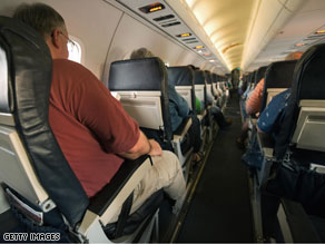 Should obese fliers get an extra free seat?