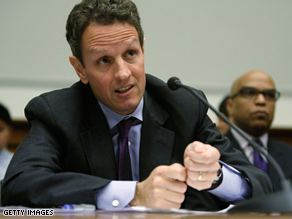 Timothy Geithner is a member of the Obama economic dream team to be officially announced Monday.
