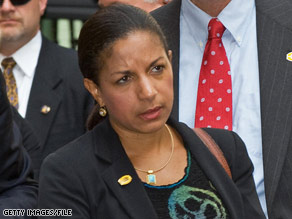 Dr. Susan Rice is on CNN&#039;s Short List for U.S. ambassador to the U.N.