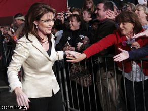 Karl Rove says it remains to be seen what Palin&#039;s future has in store.