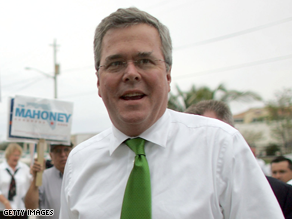 Jeb Bush may mount a bid for Senate.