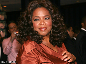 Oprah Winfrey will pull the plug on the talk show on Sept. 9, 2011