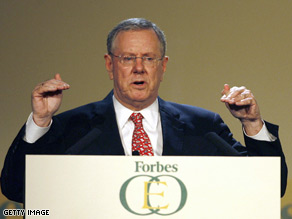 Steve Forbes will serve as honorary chair in RNC campaign.