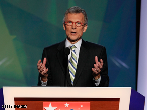 Daschle is Obama's choice to be Health and Humans Services Secretary.