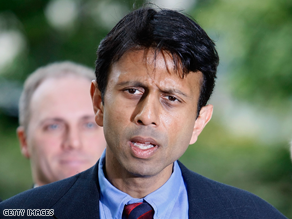 Jindal says he's not interested in running for president .