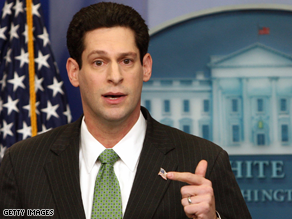 White House Deputy Chief of Staff Joel Kaplan said progress has been made on bridging the White House's differences with Democrats.
