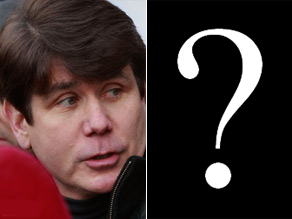 It's unclear who Blagojevich was communicating with about the vacant Senate seat.