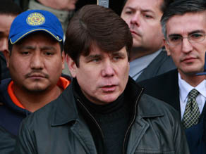 Gov. Rod Blagojevich is facing federal corruption charges.
