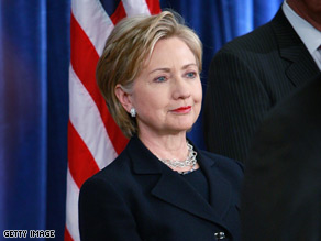 Hillary Clinton's salary will drop to pre-2007 amount.