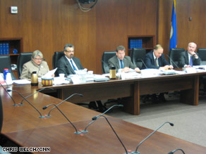 The canvassing board met this week in Minnesota to review ballots in the state&#039;s very tight race for a U.S. Senate seat up for grabs