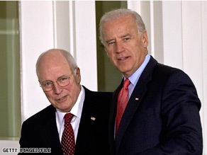 Vice President Cheney had some advice for President-elect Obama's Chief of Staff Rahm Emanuel.