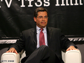 Rep. Xavier Becerra is not interested in the job of U.S. Trade Representative.