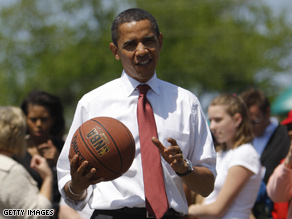 Obamas cabinet will be filled with advisors who share his love of the game.