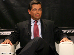 Becerra is staying in the Congress.