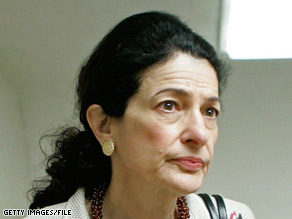 Maine Sen. Olympia Snowe likened moderate Republicans to participants on a reality television show known for isolating its members and picking them off one-by-one.