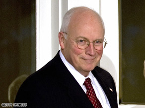 Vice President Dick Cheney said he isn&#039;t sorry for calling a senator the f-word.