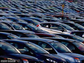 Auto sales have plummeted in recent months.