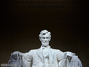 Obama will be the first president since Lincoln's first term to be sworn in using the Lincoln Bible.
