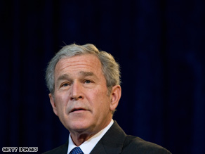 Three-fourths of those polled are glad to see Bush&#039;s presidency end.