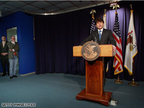 CNN has learned that Illinois Gov. Rod Blagojevich has settled on someone to replace Barack Obama in the U.S. Senate.