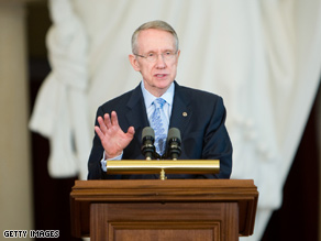 Reid and other congressional Democratic leaders have said they will block the seating of any Blagojevich appointment.