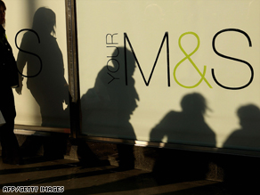 M&S is one of Britain's biggest retailers, employing around 70,000 people.