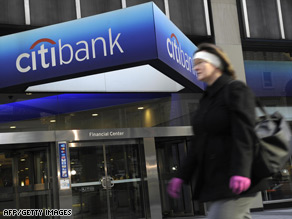 Citigroup cut 52,000 jobs in 2008 -- most during the fourth quarter -- amid a global economic downturn.