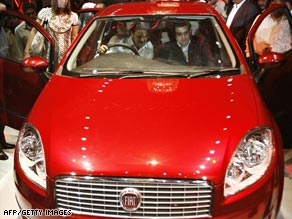 Fiat has taken a stake in the U.S. automaker Chrysler, according to reports.