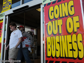Businesses are having to thinking creatively to survive during the global economic crisis.