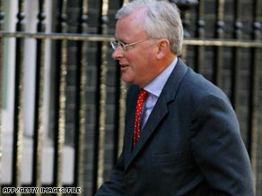 Barclays Chief Executive John Varley arrives for talks with the British prime minister in April 2008.