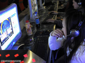 The Internet is increasingly being seen in China as a tool for literary empowerment, analysts say.