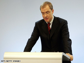 UBS said Marcel Rohner had informed the board in January of his intention to retire.