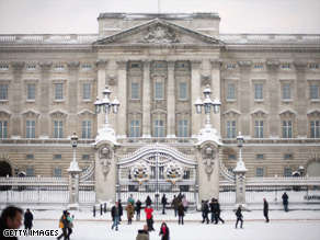 With $62 billion you could buy Buckingham Palace 46 times over.