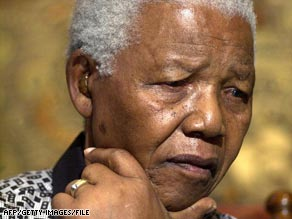 The art of leadership: Nelson Mandela, the former South African president