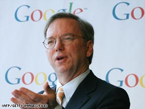 """Literally the best time to graduate in 50 years,"" says Google's CEO."