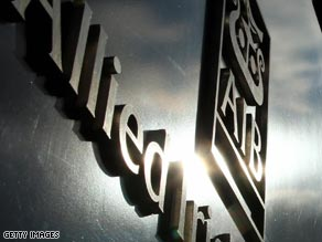 Allied Irish Banks has allegedly been the subject of a $81 million fraud.