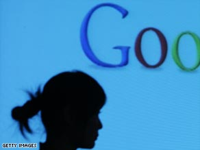 Google and music companies are giving Chinese Internet users free downloads.