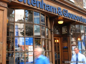Cheltenham & Gloucester is a significant player in the UK mortgage market.