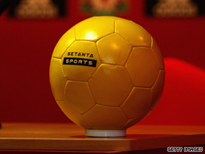 Setanta is believed to have around 1.2 million subscribers, 60 percent less than it requires.
