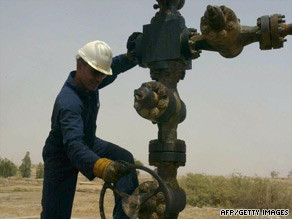 BP and China National Petroleum Corporation have won a lucrative oil contract in Iraq.