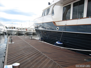 Kebony is targeting decking manufacturers and boat builders as potential clients of its modified sustainable wood.