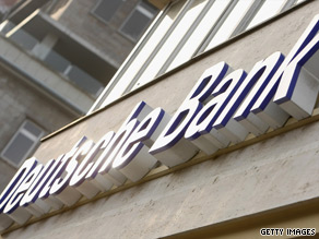 German prosecutors are deciding whether to launch a criminal investigation into Deutsche Bank.